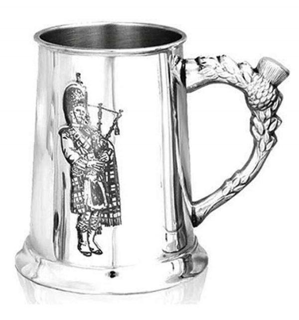Кружка для пива (танкард) «Волынщик»