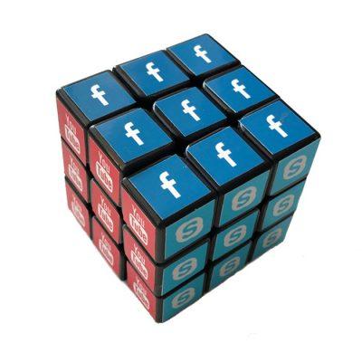 Кубик Рубика «SMM»