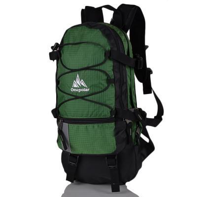 Молодежный рюкзак ONEPOLAR (green)
