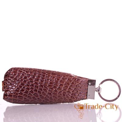 Мужская кожаная ключница DESISAN (SHI200-10KR)