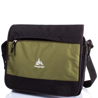 Мужская сумка ONEPOLAR (green)
