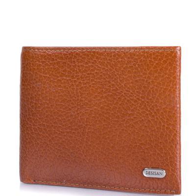 Мужское кожаное портмоне DESISAN (SHI727-015-24FL)