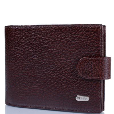Мужской кожаный кошелек DESISAN (SHI080-019)