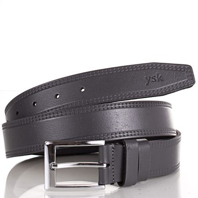 Мужской кожаный ремень Y.S.K. (SHI3000-9)