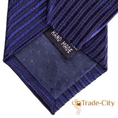 Мужской шелковый галстук ETERNO (ETEG666)