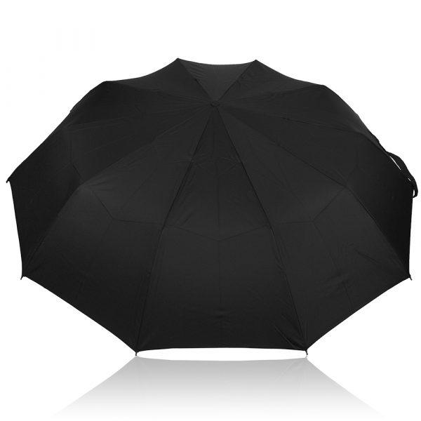 Мужской зонт-полуавтомат ZEST (Wood)