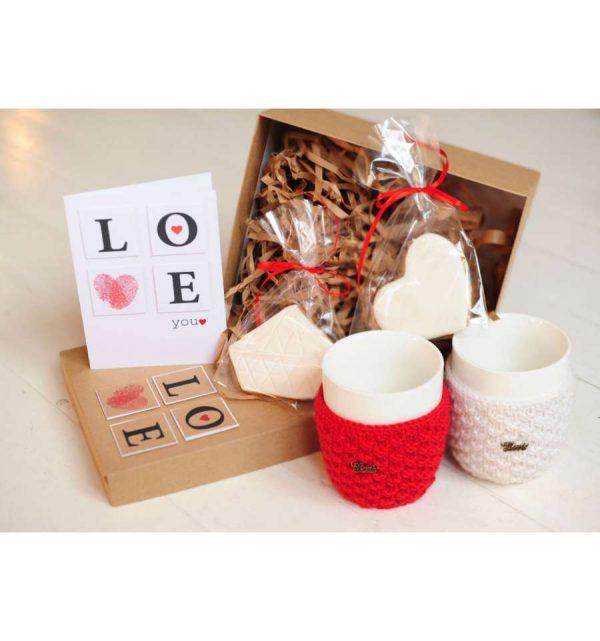 Подарочный набор «Чай вдвоем»