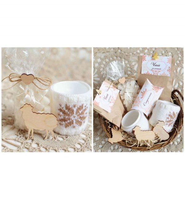 Подарочный набор «Чайная корзинка»