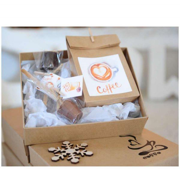 Подарочный набор «Choco Coffee»
