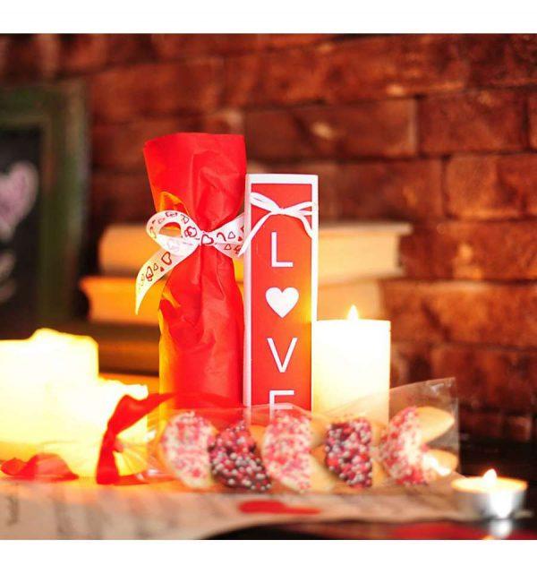 Подарочный набор «Love Champange»