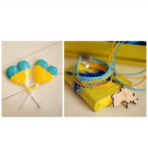 Подарочный набор «Love Ukraine»