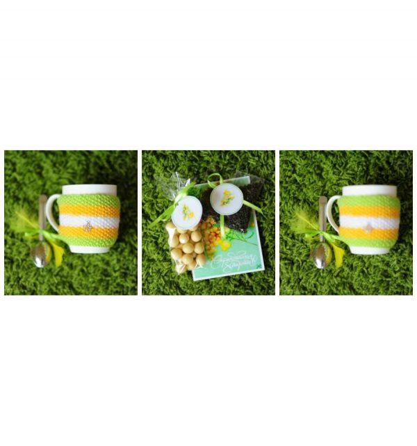 Подарочный набор «Мимоза»