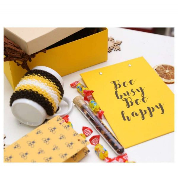 Подарочный набор «Шалена Бджiлка»