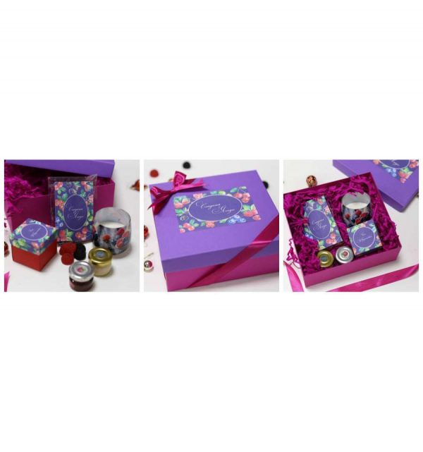 Подарочный набор «Ягодный»
