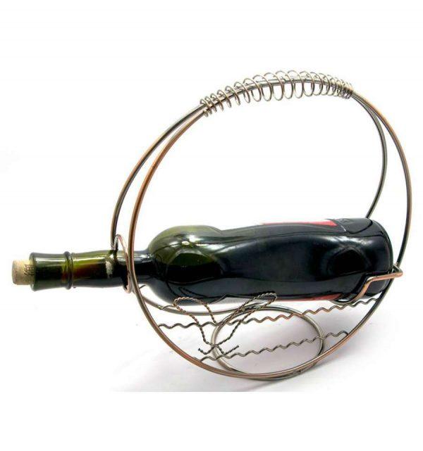 Подставка для бутылки «Корзина»
