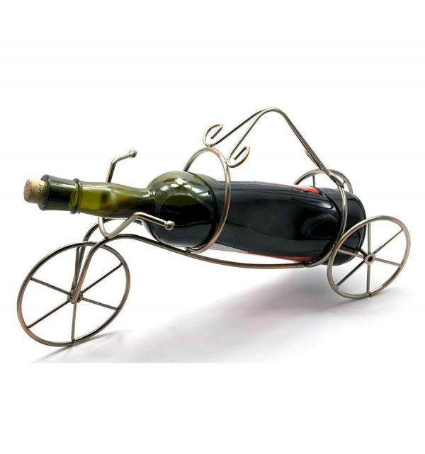 Подставка для бутылки «Велосипед»