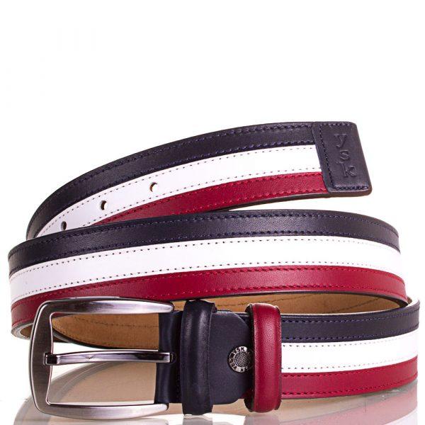 Ремень мужской кожаный Y.S.K. (SHI4001-6-1)