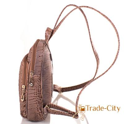 Рюкзак женский из качественного кожзаменителя ETERNO (ETMS35240-12)