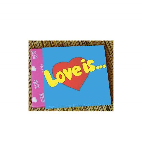 Шоколадный мини-набор «Love is» /