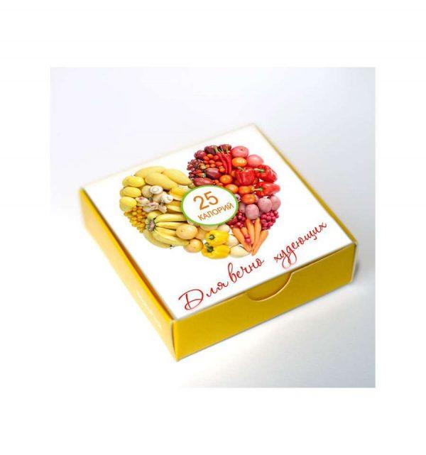 Шоколадный набор «25 калорий»