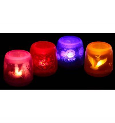 Свеча «Задуй меня»