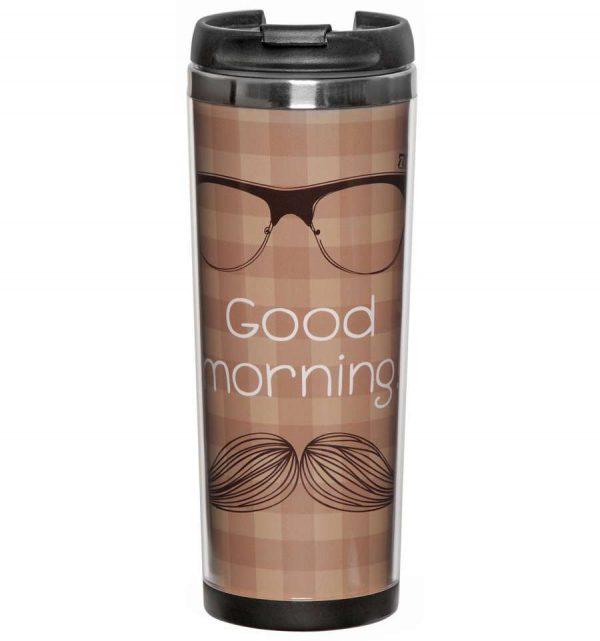 Термокружка «Доброе утро»