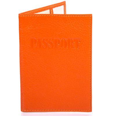 Женская кожаная обложка для паспорта CANPELLINI (SHI002-302)
