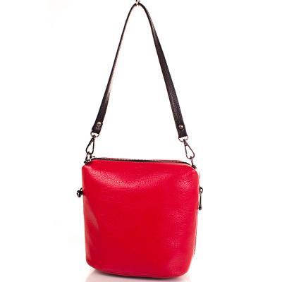 Женская кожаная сумка DESISAN (SHI1484-1FL)