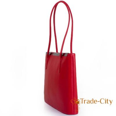 Женская кожаная сумка DESISAN (SHI377-4)