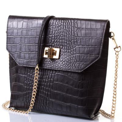 Женская кожаная сумка-клатч VALENTA (VBE609531)