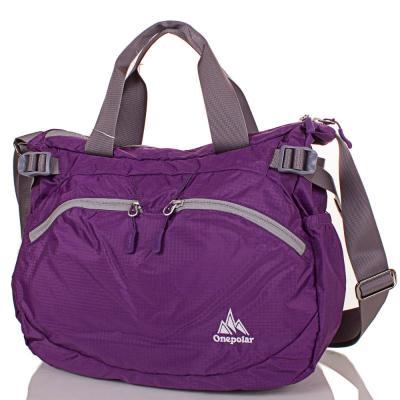 Женская спортивная сумка через плечо ONEPOLAR (W5220-violet)
