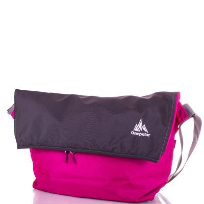 Женская спортивная сумка ONEPOLAR (rose)