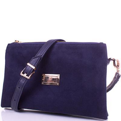Женская сумка-клатч из экокожи и натуральной замши EUROPE MOB (EM2-006)