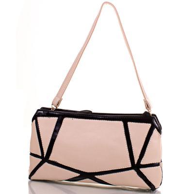 Женская сумка-клатч из качественного кожзаменителя ANNA&LI ( TUP13842-12-1)
