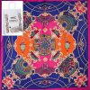 Женский атласный платок ETERNO (100 на 101 см)