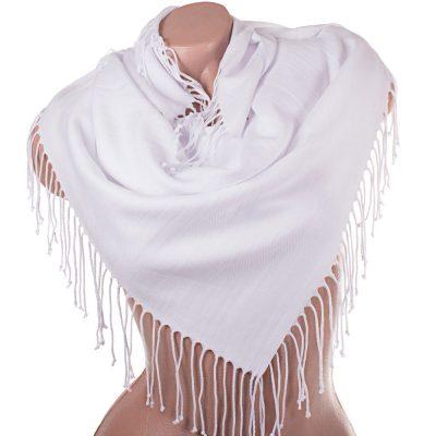 Женский двухсторонний платок из пашмины OZSOY AKSESUAR