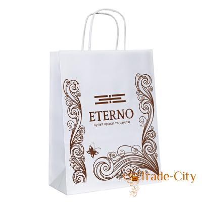 Женский хлопковый шарф ETERNO (180 на 88 см) ES0908-13-6