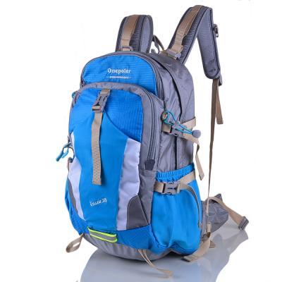 Женский трекинговый рюкзак ONEPOLAR (W1729-blue)