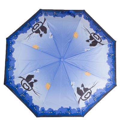 Зонт женский компактный механический ZEST (Z53516-7)