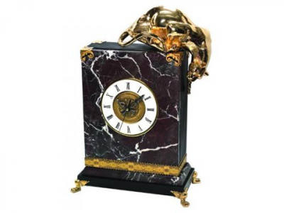 Часы настольные «ORBIS TERRARUM» Credan S.A.