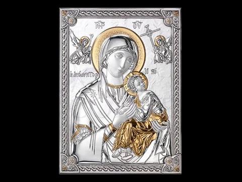 Икона «Богородица» Valenti