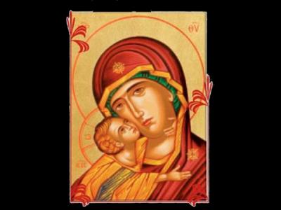 Икона «Иверская Божья Матерь» Credan S.A.