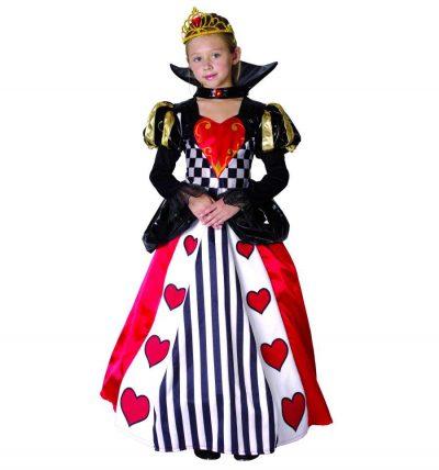 Карнавальный костюм «Королева сердец»