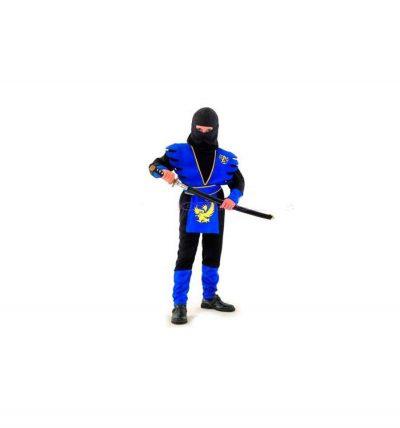 Карнавальный костюм «Ниндзя синий»
