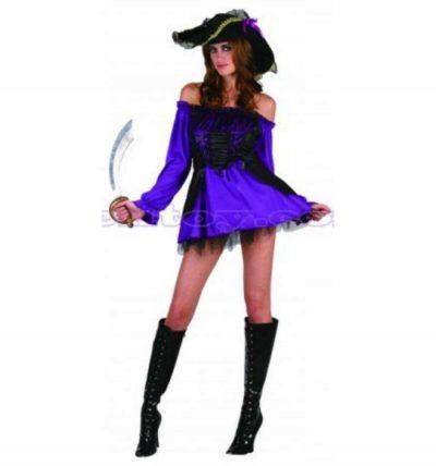 Карнавальный костюм «Принцесса пиратов»
