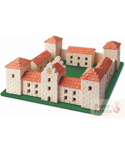 Керамический конструктор «Замок в Жолкве»