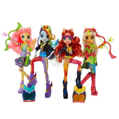 Кукла «Equestria Girls Вондеркольты» Hasbro