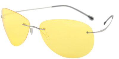 Мужские очки для водителей в облегченной оправе с поляризационными линзами AUTOENJOY (AEJL03Y)