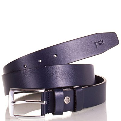 Мужской кожаный ремень Y.S.K. (SHI2007-6)