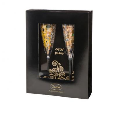 Набор бокалов для шампанского «The Kiss» Goebel